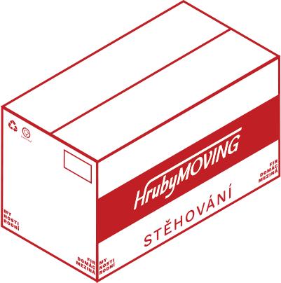 HrubyMOVING - krabice Standard