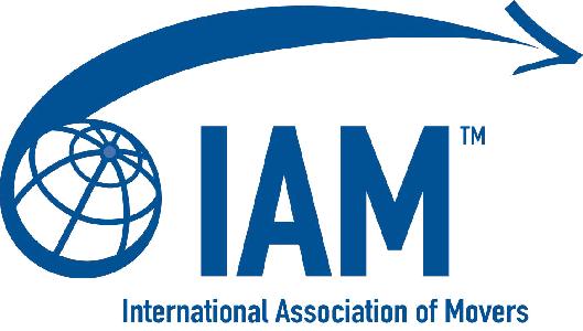 HrubyMOVING - Certifikát logo IAM